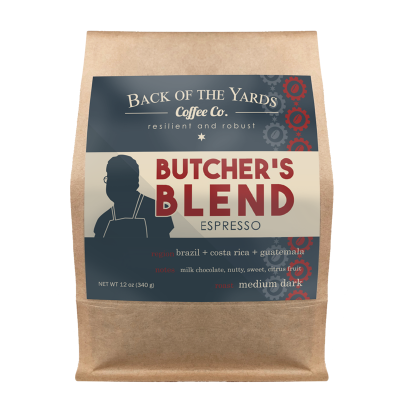 Butcher's-Blend-espresso - Back of the Yards Coffe