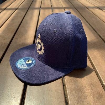 Coffeehouse Gear SnapBack Hat side