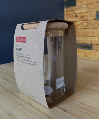 Bodum Yohki Glass Jar