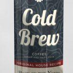 Cold Brew Coffee 4pk