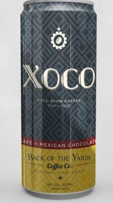 Xoco coffee - Back of the Yards Coffee